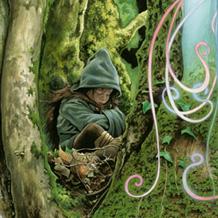 Ananxis, l'enfant druide
