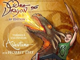 Cidre et Dragon - Merville-Franceville-Plage (14) - BRUCERO