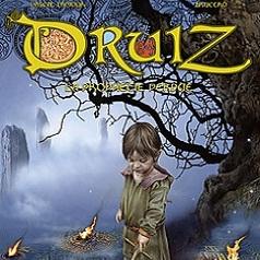 BRUCERO : Druiz - La prophétie perdue (Glénat - Novembre 2014)