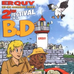 BRUCERO : Festival BD d'Erquy (22)