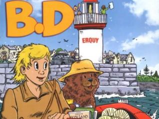 Festival BD d'Erquy (22) - BRUCERO