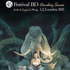 BRUCERO : Festival BD de Chambéry (73)