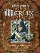Le livre secret de Merlin (Vent des Savanes - Novembre 2007) - couv-merlin-site-glenat.jpg - BRUCERO