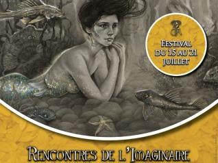 Les Rencontres de l'Imaginaire en Brocéliande - Concoret (56) - BRUCERO