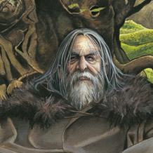 Merlin sur son trône