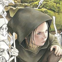 Petit Merlin et le petit peuple